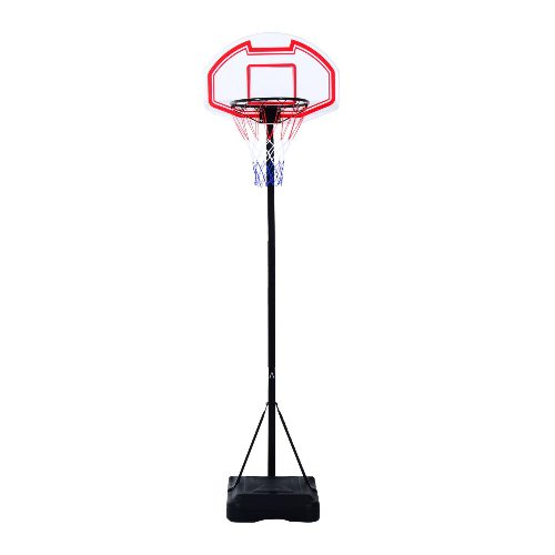 209 cm con Ruedas Display4top Red de Baloncesto port/átil Ajustable 179