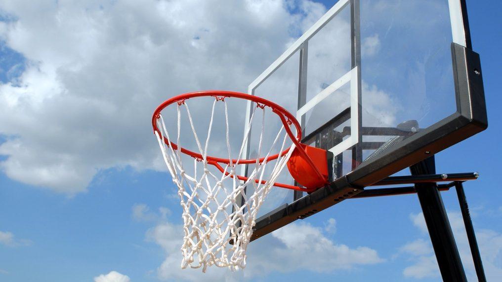 canasta de basket profesional